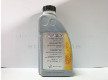 Mercedes-Benz with 725.0 9-Speed (9G TRONIC) Automatic Transmission - MB236.17 Automatic Transmission Fluid/ Oil (Original MB)