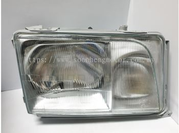 Mercedes-Benz E-Class W124 Masterpiece - Right Side Headlamp (TYC)