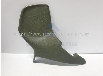 Mercedes-Benz W123 - Right Side Reclining Seat Fitting Cover for Left Seat ~ Olive (Original MB)