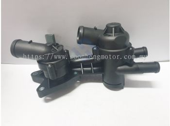 Volkswagen Polo (1.6L Displacement) - Coolant Thermostat (OSSCA)