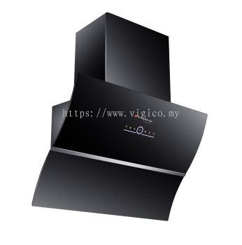 S-shaped Cooker Hood (V6688)