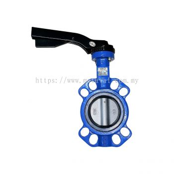 NOREX Cast Iron Butterfly Valve