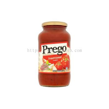 Prego Traditional Tomato Pasta Sauce (680g)