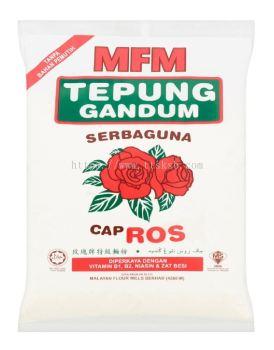 TEPUNG GANDUM CAP ROS