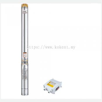 LEO SUBMERSIBLE BOREHOLE PUMP 3.5XR3