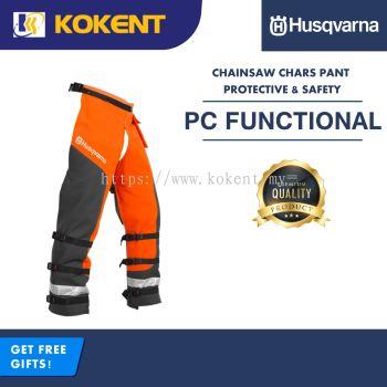 HUSQVARNA PROTECTIVE & FUNCTIONAL CHAP PANTS