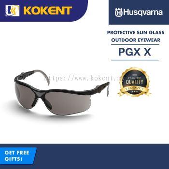 HUSQVARNA EYE PROTECTIVE GLASS SUN X (OUTDOOR EYEWEAR)