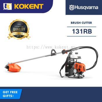 HUSQVARNA BACKPACK BRUSH CUTTER 131RB (32.6CC)