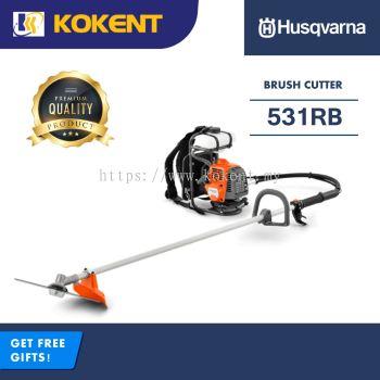 HUSQVARNA BACKPACK BRUSH CUTTER 531RB
