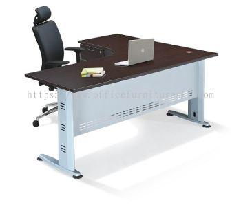 QAMAR L-SHAPE OFFICE TABLE/DESK M AQL 1815-M(L) - Top 10 Must Have L-Shape Office Table/Desk | L-Shape Office Table/Desk Bandar Puchong Jaya | L-Shape Office Table/Desk Bandar Kinrara | L-Shape Office Table/Desk Ampang