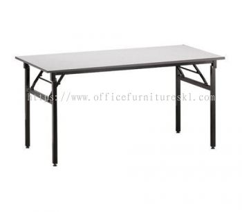 5' RECTANGULAR BANQUET TABLE / FOLDABLE TABLE- banquet table mont kiara | banquet table solaris dutamas | banquet table jalan ipoh