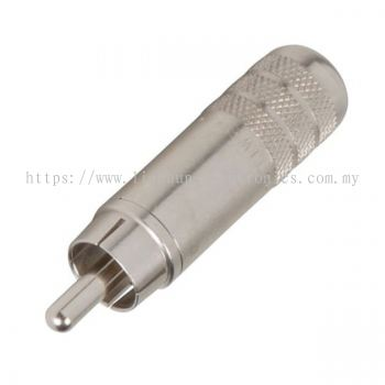 Switchcraft RCA (nickel)