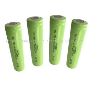 17670 4/3A 1.2v Ni-MH Battery