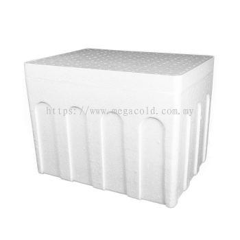 "Insulated Styrofoam Box ""MWFB"""