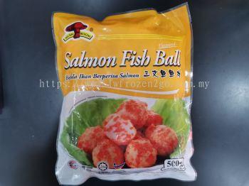 Mushroom Brand Salmon Ball