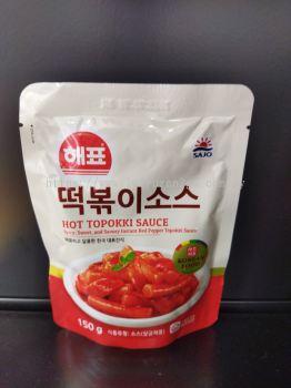 Hot Topokki Rice Cake Sauce 150gm