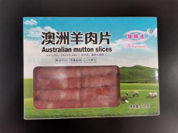 HRD Aust Mutton Slices ����Ƭ 300gm