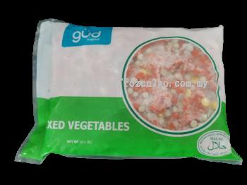 GUD Mix Vegetables 1kg