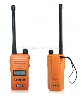 Marine Analog Radio