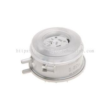 Huba Mechanical Pressure Switch 604 0.2...50 mbar