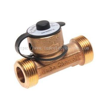 Huba Flow Sensor 230 1.8 ... 150 l/min