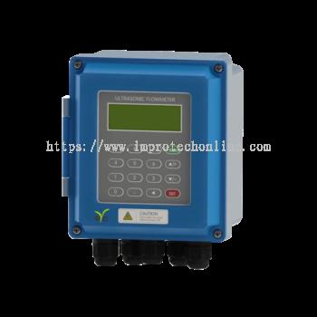 eYc FUM05B Wall Mounted Ultrasonic Flowmeter