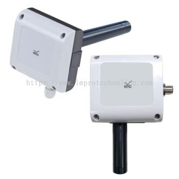 eYc GM33/GM34 CO Transmitter Wall / Duct Type