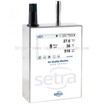 SETRA 5000 Series Air Quality Monitor