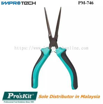 PRO'SKIT [PM-746] Needle Nose Plier (150mm)