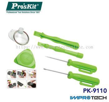 PRO'SKIT [PK-9110] 6 PCS iPhone Series Disassemble Set