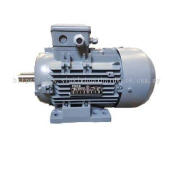 AC Motor, 7.5 kW, IE3, 3 Phase, 4 Pole, 400 V, Foot Mount Mounting