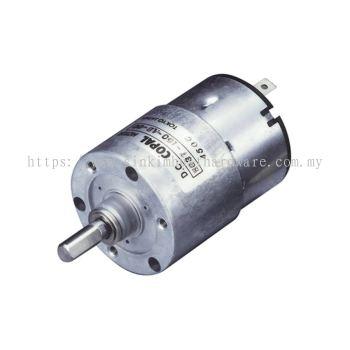 DC Geared Motor, 24 V, 49 Ncm, 27 rpm, 6mm Shaft Diameter