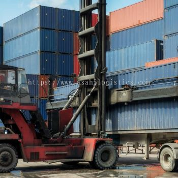 CFS ( Container freight Station) services