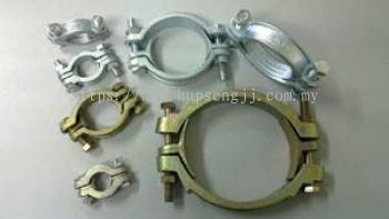 Double Bolts Clamp