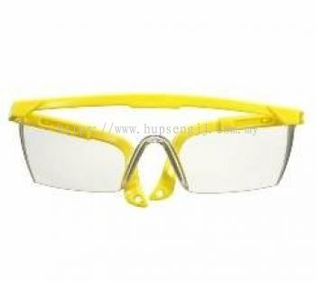 Yellow Frame Safety Spectacle
