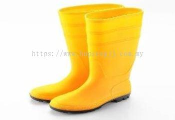 Yellow Rain Boots