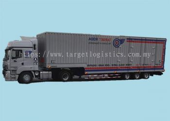 Special Trucks - 45 Footer Boxed Truck