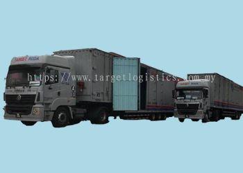Long-Haul Trucking Service