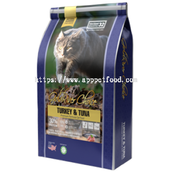Turkey & Tuna Formula / For Cat