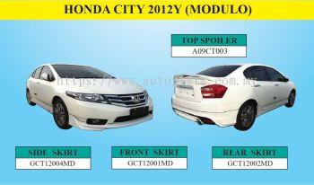 HONDA CITY 2012Y (MODULO)