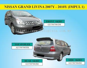 NISSAN GRAND LIVINA 2007Y - 2010Y (IMPUL 1)