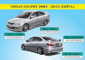 NISSAN SYLPHY 2008Y - 2012Y (IMPUL)