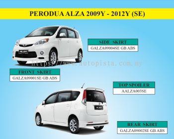 PERODUA ALZA 2009Y - 2012Y (SE)