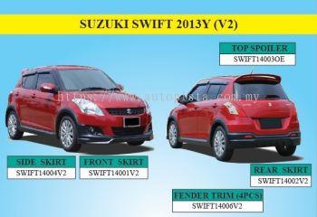 SUZUKI SWIFT 2013Y (V2)