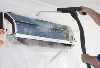 Chemical Clean Evaporator Coil