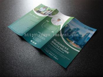 Creased Leaflet