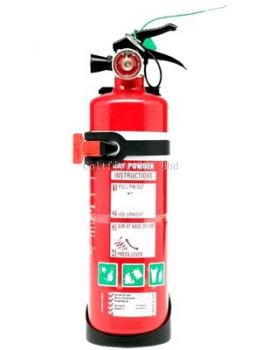 Fire Extinguisher 1kg ABC Powder