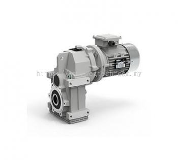 Transtecno Helical Parallel Gear - ATS Series