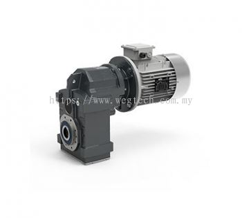 Transtecno Helical Parallel Gear - ITS Series