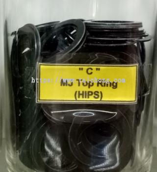 ��C�� MJ Top Ring (HIPS)
